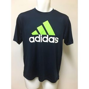 Adidas Men's Climalite Performance T-Shirt Size XL